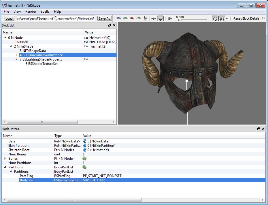 Nif Import/Export plugin for 3dsmax 2013 | TESRenewal